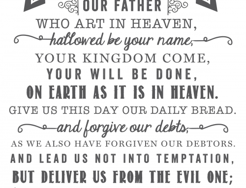 A Bigger Vision: The Lord's Prayer & Kingdom Perspective
