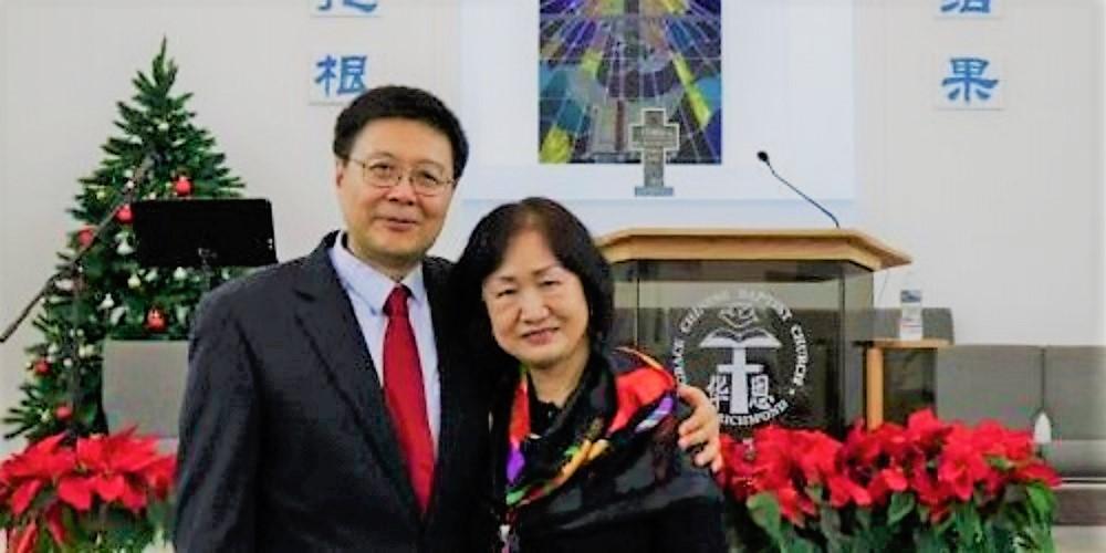 PASTOR PETER LI 李晓东牧师