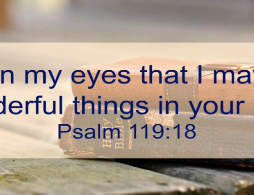 Seven Days Prayer Challenge (fix our eyes on things eternal)